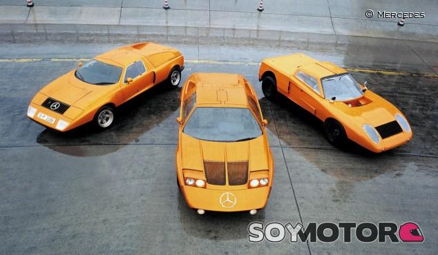 Proyecto C111: 40 años del plan más ambicioso de Mercedes - SoyMotor.com