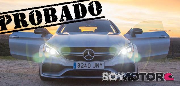 Prueba Mercedes-AMG C 63 Coupé: el sibarita 'embrutecido' - SoyMotor.com