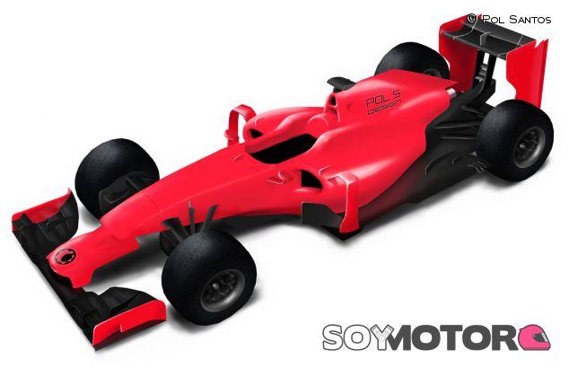 La técnica F1, a tu alcance: Mi interpretación para 2014