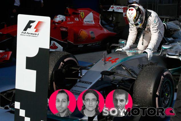 Los Pulgares de LaF1.es: Gran Premio de China 2015 - LaF1