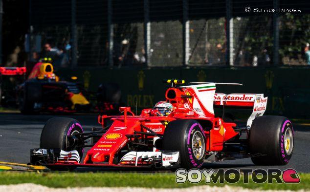 Cambio Motores GP Australia: Inicio Tranquilo - SoyMotor