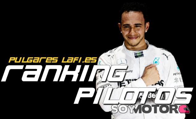 Los Pulgares de LaF1.es: Ranking de Pilotos - LaF1