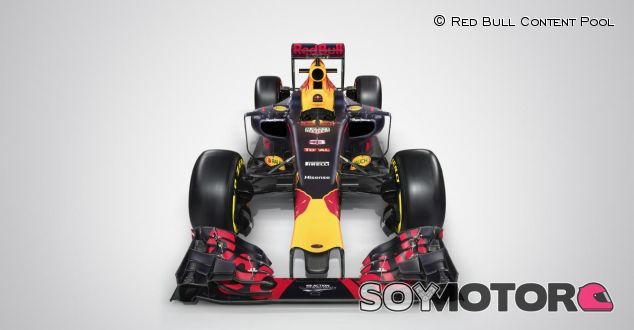 Analizamos el Red Bull RB12 - LaF1