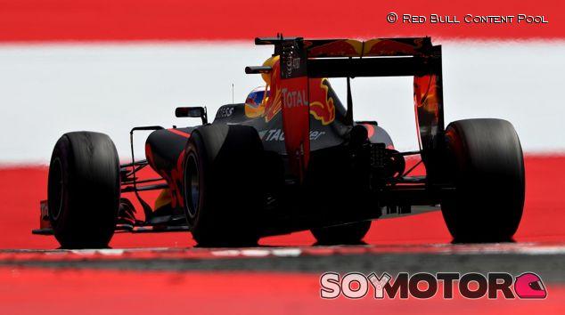 Novedades técnicas del Gran Premio de Austria F1 2016 - LaF1