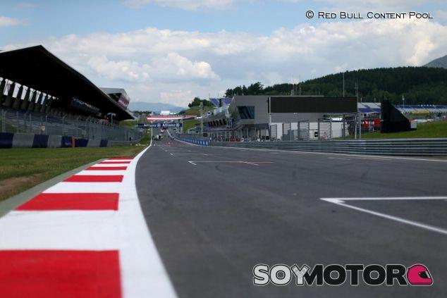 La recta principal del Red Bull Ring - LaF1