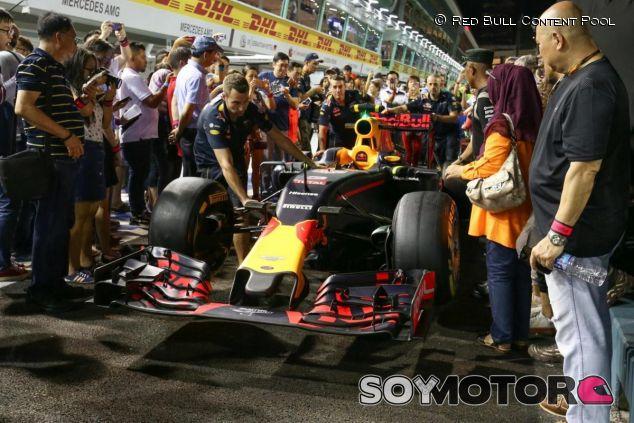 Red Bull espera ser competitivo tras la mejora del motor - LaF1