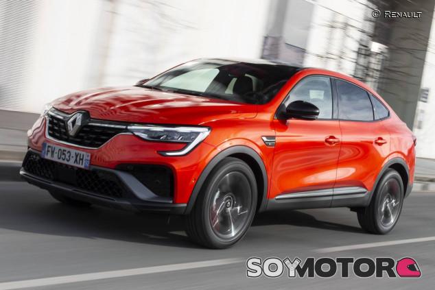 Renault Arkana - SoyMotor.com
