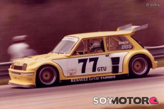 El modelo de la IMSA tan solo participó en tres carreras del campeonato de 1981 - SoyMotor.com