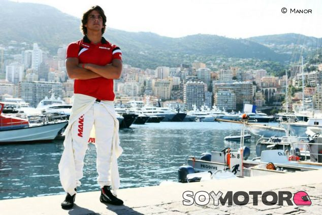 Roberto Merhi en Mónaco - LaF1