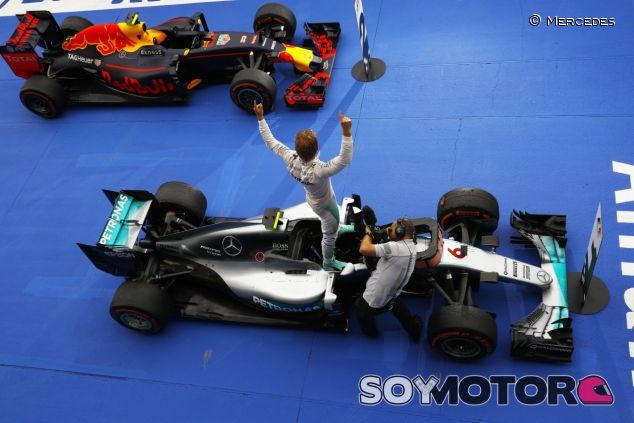 Novena victoria de la temporada para Rosberg - LaF1
