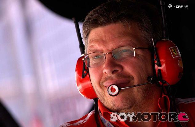Ross Brawn en una imagen de archivo de 2004 - LaF1