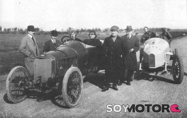El origen del Gran Premio de Rusia: las carreras de 1913 y 1914