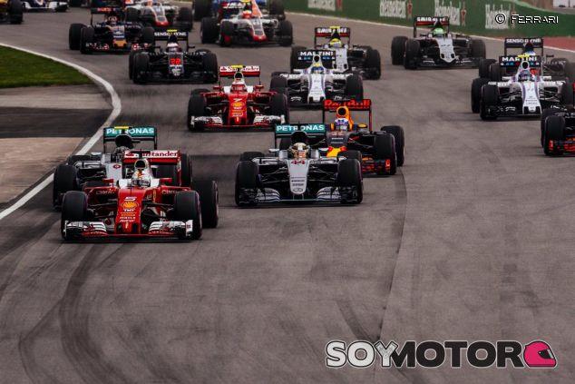 Los motores serán clave en Bakú - LaF1