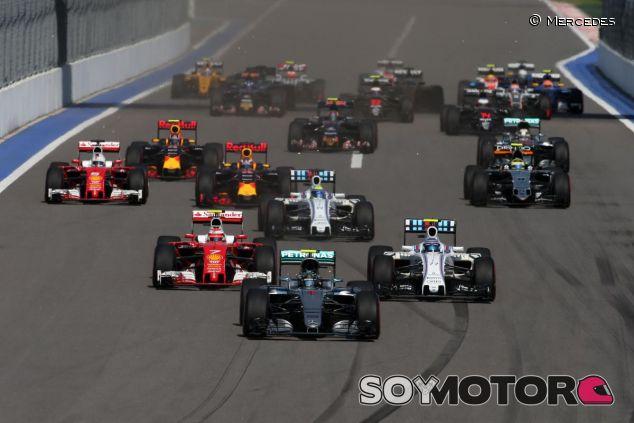 Análisis de rendimiento de los equipos en el GP de Rusia - LaF1