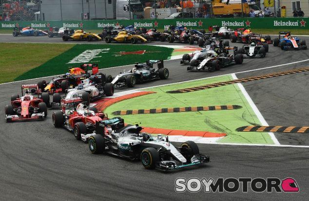 La salida marcó el devenir de la carrera - LaF1