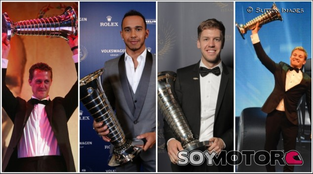 Ningún equipo o piloto ha repetido títulos en años bisiestos en el siglo XXI - SoyMotor.com