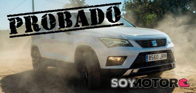 Prueba Seat Ateca 2.0 TDI 4Drive - SoyMotor.com