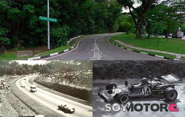Old Upp Thomson Road - LaF1