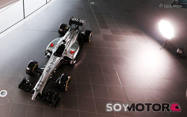 Presentación del McLaren MP4-29 - LaF1