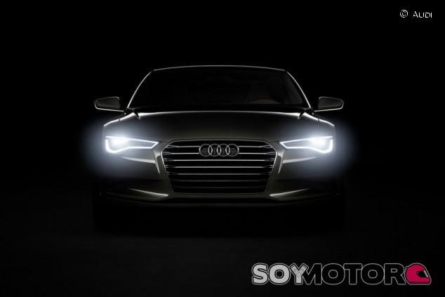El presente pertenece a los faros LED, pero más adelante se espera el salto generalizado al láser - SoyMotor.com