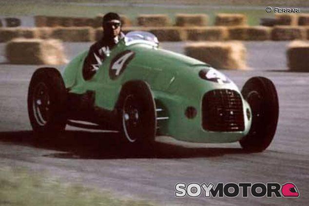 El Ferrari verde - LAF1.es