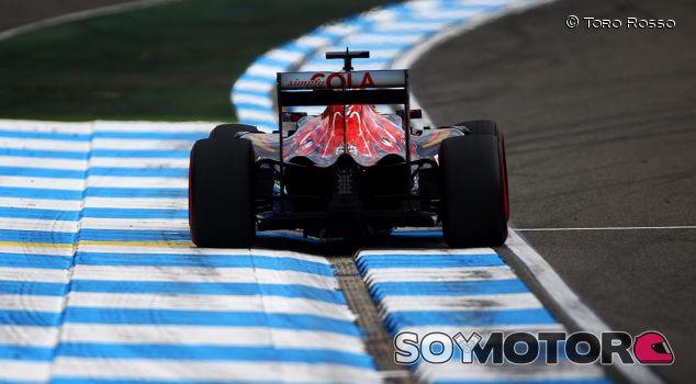 Daniil Kvyat en Alemania - laF1