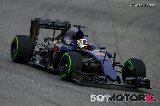STR11: vistazo técnico - LaF1