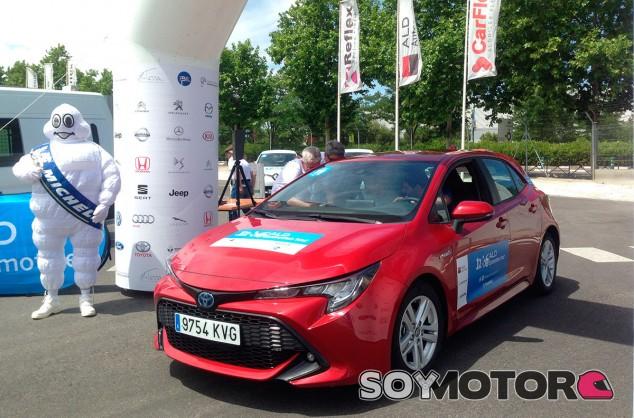 ALD Ecomotion Tour 2019: el Toyota Corolla frente al reto de la eficiencia - Soymotor.com