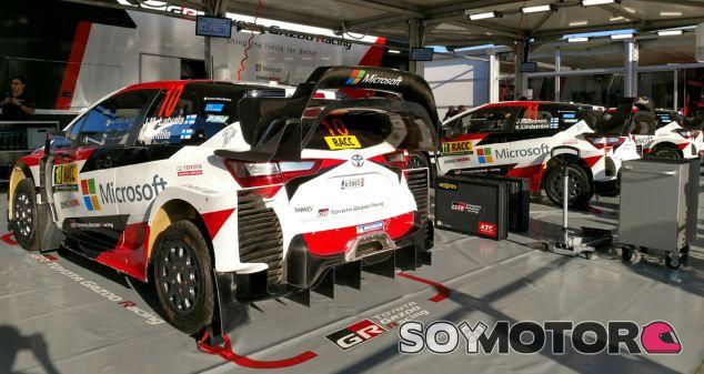 Así es el RallyRACC visto desde dentro: un viaje de emociones - SoyMotor.com