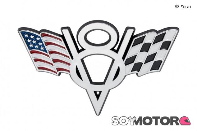 Emblema del Ford Mustang - SoyMotor.com