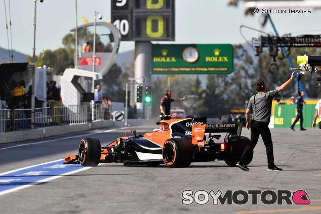Stoffel Vandoorne en Barcelona - SoyMotor