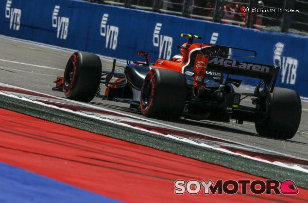 Cambio Motores GP Rusia F1 2017: Empiezan las sanciones - SoyMotor