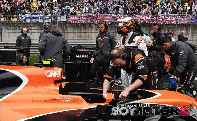 Cambio Motores GP China F1 2017: Comienza el baile - SoyMotor.com