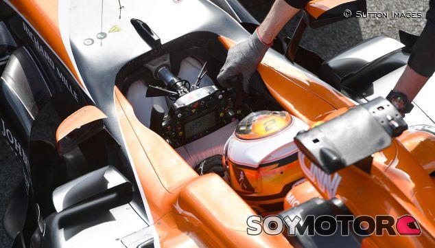 McLaren en los test de Barcelona - SoyMotor