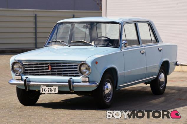 El VAZ 2101 fue el primer modelo en beneficiarse de esta mecánica - SoyMotor.com