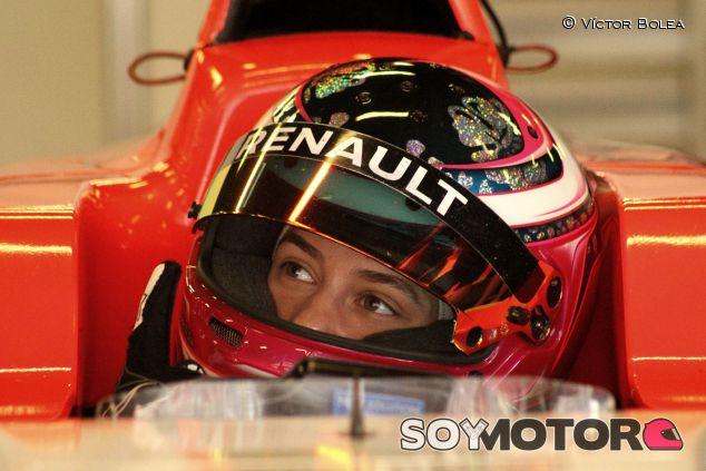 Marta García en su primer año completo en la Fórmula 4 - SoyMotor.com