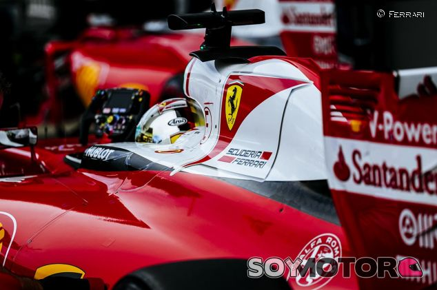 Sebastian Vettel en Rusia - LaF1