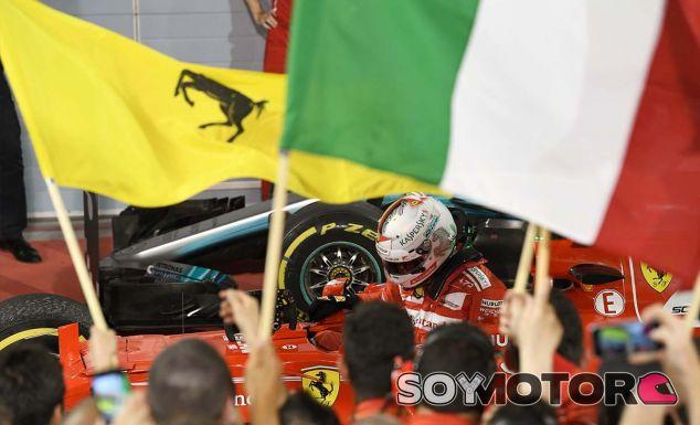GP Baréin F1 2017: Ferrari quiso ganar - SoyMotor.com