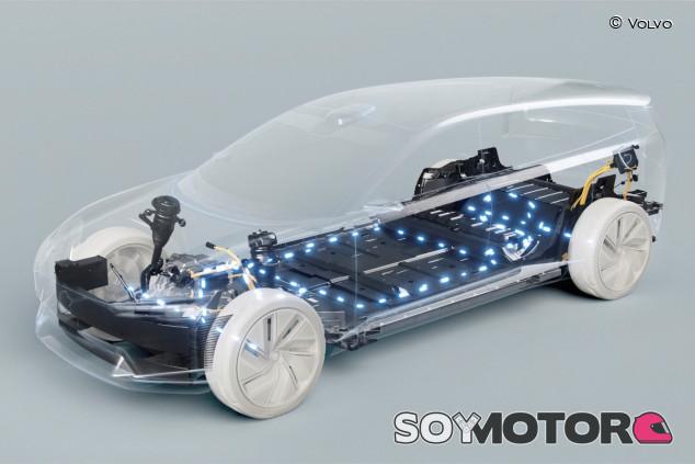 El XC90 debería ser el primero en recibir esta tecnología - SoyMotor.com