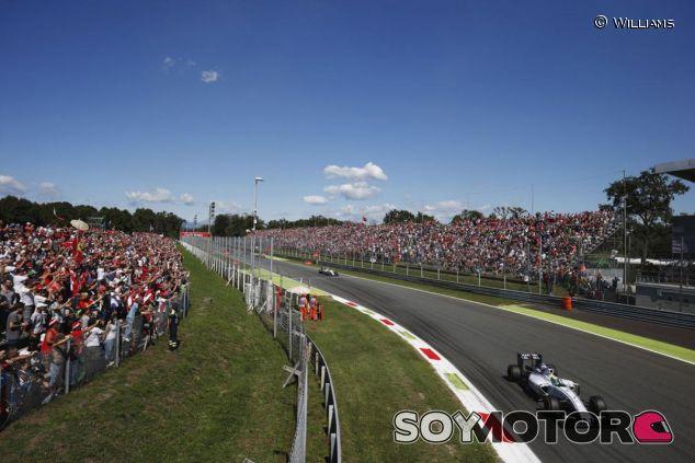 Massa y Bottas consiguieron el mejor resultado de la temporada para Williams en Italia - Monza