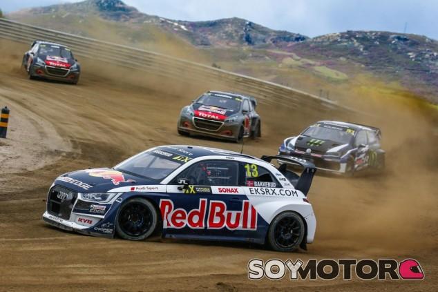 La temporada 2021 del Campeonato del Mundo de Rallycross tendrá su división 100% eléctrica - SoyMotor.com