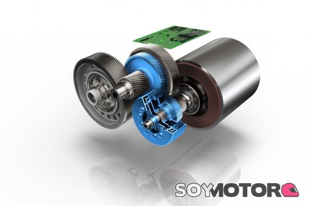 La caja de cambios para eléctricos ZF permite mejorar la eficiencia en un 4,7% - SoyMotor.com