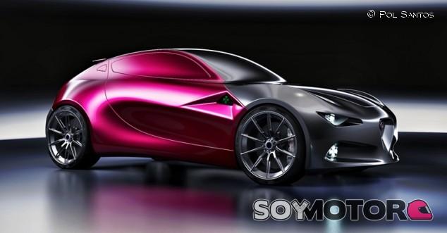 Alfa Romeo E-Sprint Pol Santos - SoyMotor.com
