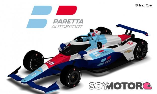 Simona De Silvestro vuelve a la Indy 500 con un equipo liderado por mujeres - SoyMotor.com