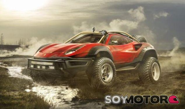Deportivos Off-Road - SoyMotor.com