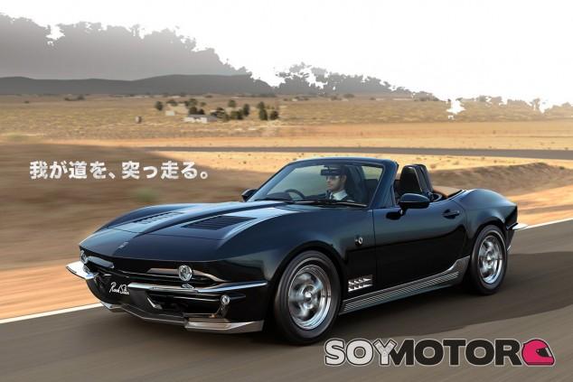 Mitsuoka Rock Star - SoyMotor.com