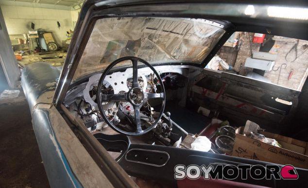 Jaguar XK140 Michelotti - SoyMotor.com