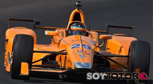 DIRECTO: Sigue el Fast Friday de Alonso de Indianápolis  - SoyMotor.com