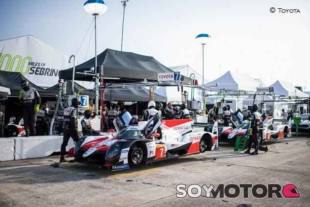 Escena de Sebring - SoyMotor