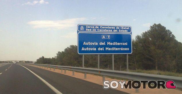No se renovará la concesión en los tramos de la Comunidad Valenciana - SoyMotor